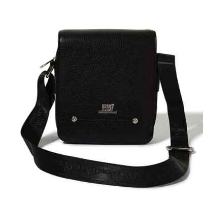 Roberto Ballmore Magnetic Flap Closure Messenger Bag SC44227a