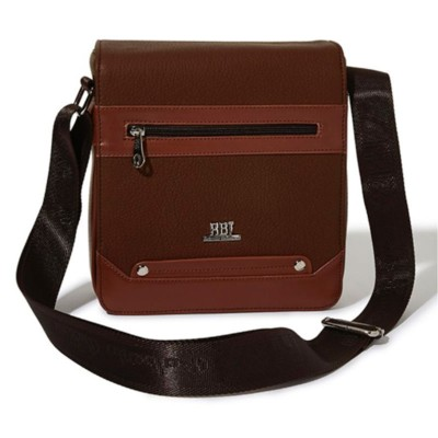 Roberto Ballmore Flap Closure Solid Messenger Bag SC44229