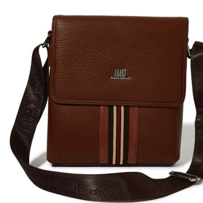 Roberto Ballmore Magnetic Flap Mid Closure Messenger Bag SC44234
