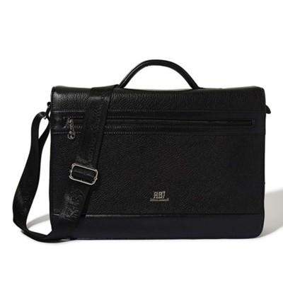 Roberto Ballmore Magnetic Flap Closure Zipped SC44236a