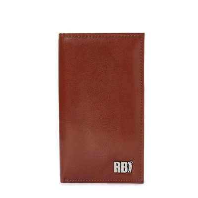 Roberto Ballmore Solid Long Trifold Leather Wallet SC44941