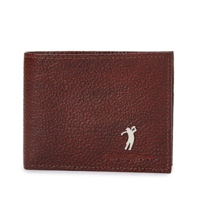 Roberto Ballmore Short Textured Bifold With Leather Wallet SC45985