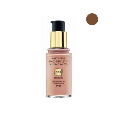 Max Factor Facefinity All Day Flawless Foundation Suntan (100)