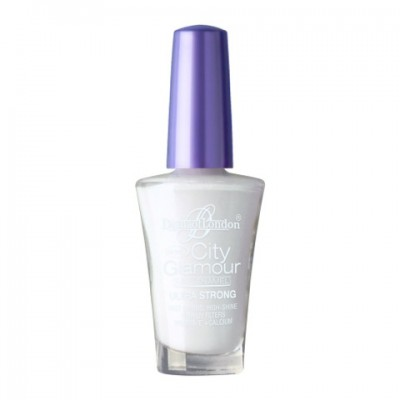 Diana Of London City Glamour Nail Enamel Ultra strong White Stone