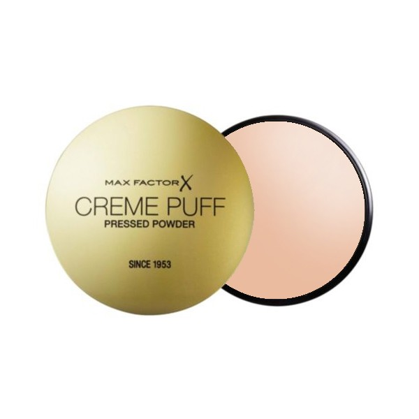 Max Factor Crème Puff Powder - Medium Beige