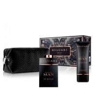 Bvlgari Man In Black Gift Set (EDP)