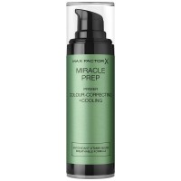 Max Factor Miracle Prep Colour Correcting & Cooling Primer 30ml