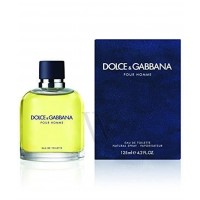 Dolce & Gabbana Pour Homme For Men 125ml (EDT)