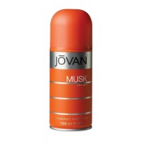 Jovan Musk Deodorant Body Spray For Men 150ml