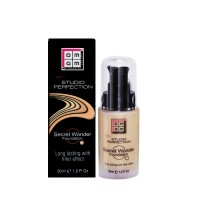 DMGM Studio Perfection Secret Wonder Foundation Almondine 230