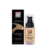 DMGM Studio Perfection Secret Wonder Foundation Custard 250