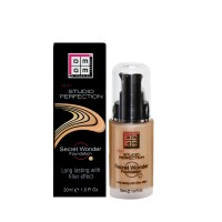 DMGM Studio Perfection Secret Wonder Foundation Golden Sepia 240