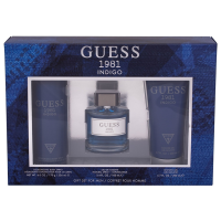 Guess 1981 Indigo 3 Pieces Gift Set For Men