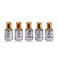 Khalis Silver Set (5 pieces) 12ml