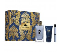 Dolce & Gabbana K 3pcs Gift Set For Men(EDT)