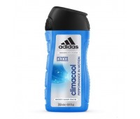 Adidas Climacool Motion Hair And Body Shower Gel For Men 250ml