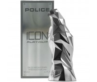 Police Icon Platinum For Men 125ml (EDP)