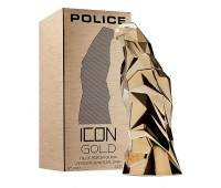 Police Icon Gold For Men 125ml (EDP)