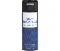 David Beckham Classic Blue Deodorant For Men 150ml