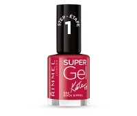Rimmel London Super Gel Nail Polish Rock n Roll 042