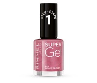 Rimmel London Super Gel Nail Polish Grape Sorbet 023