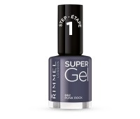 Rimmel London Super Gel Nail Polish Punk Rock 062