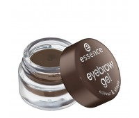 Essence Eyebrow gel colour and shape Brown