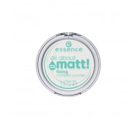 Essence all about matt! fixing compact powder waterproof