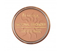 Rimmel London Natural Bronzing Powder Sun Glow 025