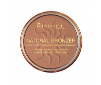 Rimmel London Natural Bronzing Powder Sun Kissed 026