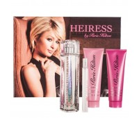 Heiress By Paris Hilton 4 Piece Gift Set For Women