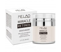 MELAO Miracle Retinol Moisturizer Cream for Face