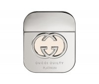 Gucci Guilty Platinum Edtion For Women 75ml (EDT)