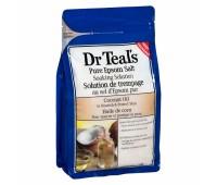 Dr Teal's Pure Epsom Salt Soak Coconut Oil 1.36kg