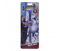 Superman Digital Watch For Kids