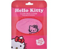 Hello Kitty Washable Face Kids Mask Non Medical Reusable Cotton With Valve Filter For Children