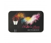 Chrixtina Rocca Makeup on the go Brush Set
