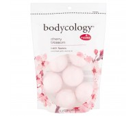 Bodycology Cherry Blossom Bath Fizzies 60g (8Fizzies)