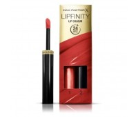 Max Factor Lipfinity Lip Colour Lipstick 2 Step Long Lasting So Glamorous (125)