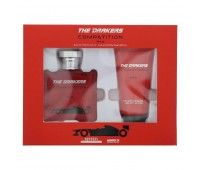 The Drakers Competition Red Eau de Toilette 100ml & Hair And Body Wash 100ml
