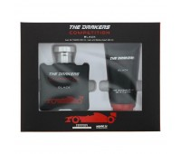 The Drakers Competition Black Eau de Toilette 100ml & Hair And Body Wash 100ml