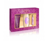 Guess Gold 3 Pieces Gift Set