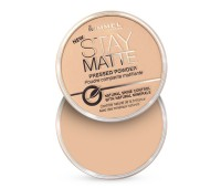 Rimmel London Stay Matte Pressed Powder Honey