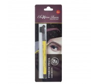 Chrixtina Rocca 24 Hr long lasting Eyebrow Pencil - Dark Brown