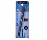Chrixtina Rocca - Beautiful You! Eye Brow Pencil - Black Brown