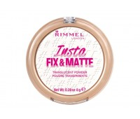 Rimmel London Insta Fix & Matte Powder