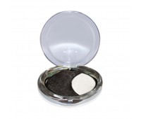 DMGM Studio Perfection Duo Eye Shadow Midnight black  Satin White