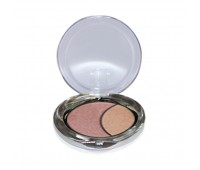 DMGM Studio Perfection Duo Eye Shadow Nutmeg Pale Liliac