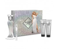 Paris Hilton Platinum Rush 4 Piece Gift Set