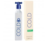 United Colors Of Benetton Cold For Men 100ml (EDT)